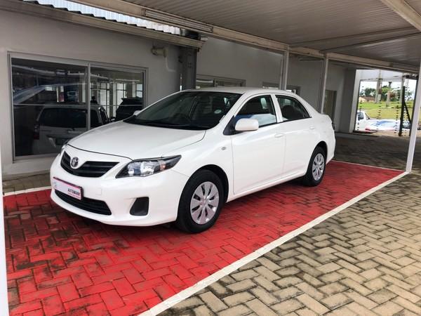 2018 Toyota Corolla Quest 1.6 Kwazulu Natal Eshowe_0
