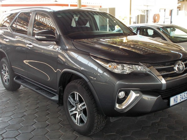 2016 Toyota Fortuner 2.4GD-6 RB Auto Gauteng Pretoria North_0