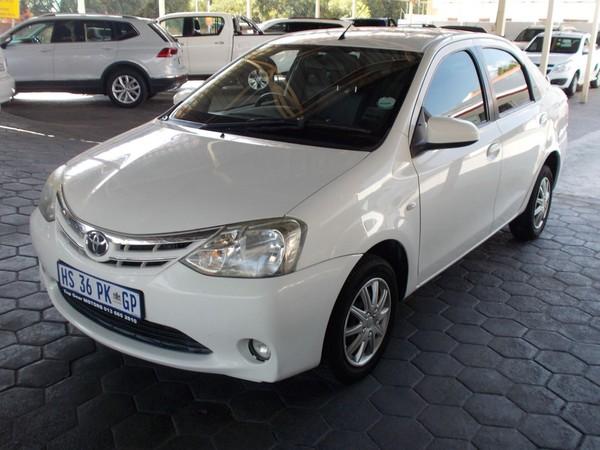 2014 Toyota Etios 1.5 Xs  Gauteng Pretoria North_0