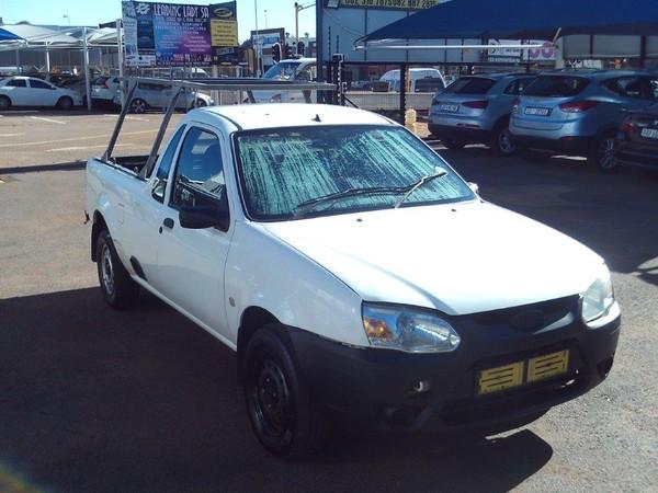 2010 Ford Bantam 1.3i Pu Sc  Gauteng Boksburg_0