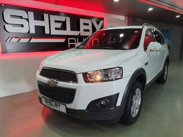 2013 Chevrolet Captiva 2.4 Lt At  Gauteng Four Ways_0