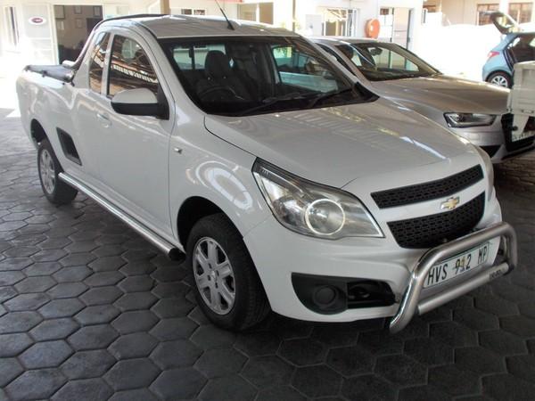 2013 Chevrolet Corsa Utility 1.4 Sc Pu  Gauteng Pretoria North_0