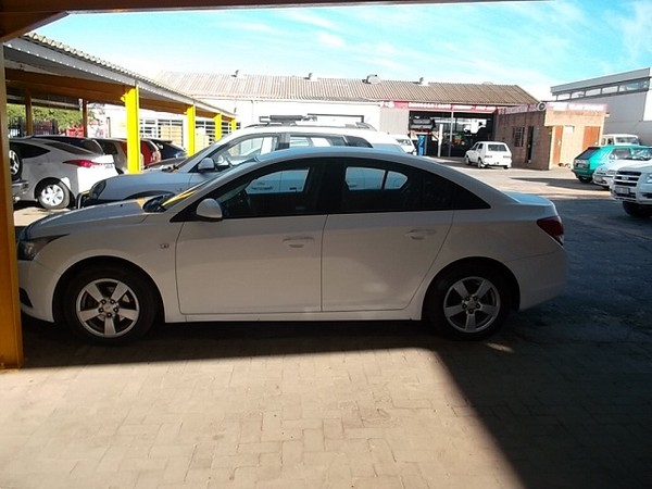 2011 Chevrolet Cruze 1.6 L  Western Cape Paarl_0