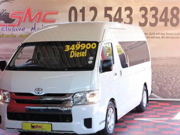 2014 Toyota Quantum 2.5 D-4d 14 Seat  Gauteng Pretoria_0