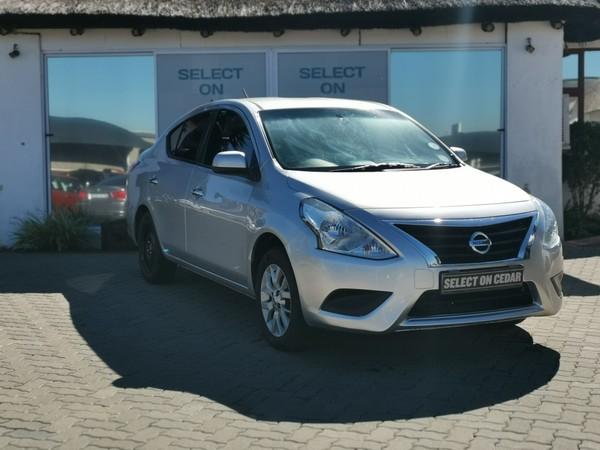 2016 Nissan Almera 1.5 Acenta Gauteng Four Ways_0