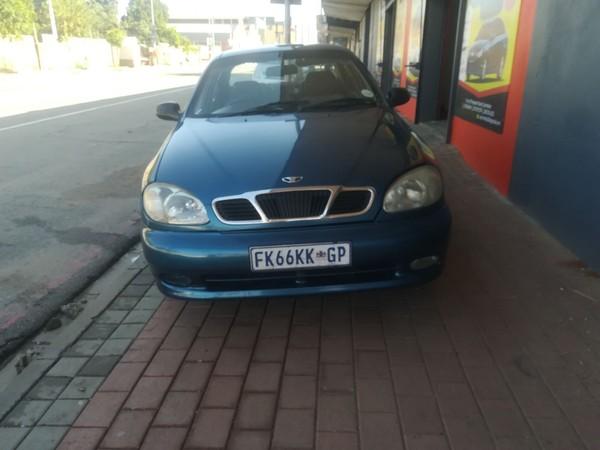2000 Daewoo Lanos 1.4is 5d Ac  Gauteng Germiston_0