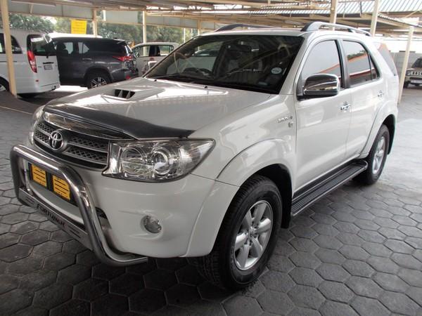 2010 Toyota Fortuner 3.0d-4d Rb At  Gauteng Pretoria North_0