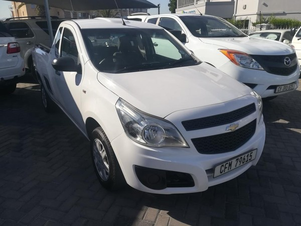 2013 Chevrolet Corsa Utility 1.4 Ac Pu Sc  Western Cape Kuils River_0
