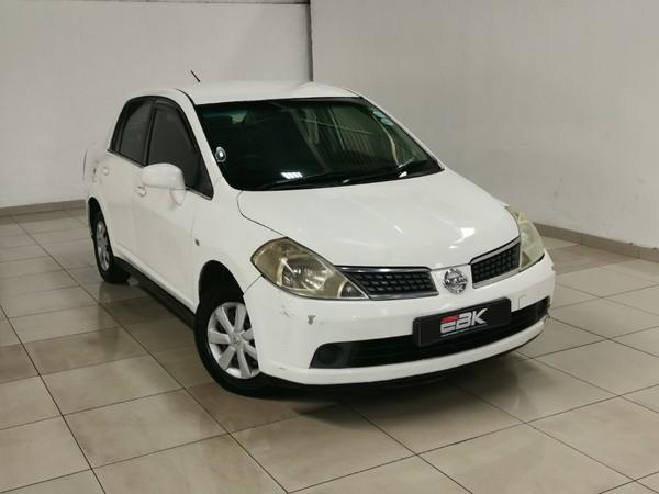 2010 Nissan Tiida 1.6 Visia  MT Sedan Gauteng Johannesburg_0