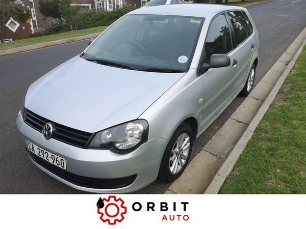 2010 Volkswagen Polo Vivo Polo Vivo Hatch 1.4 Trendline. Only 138 000km Western Cape Durbanville_0