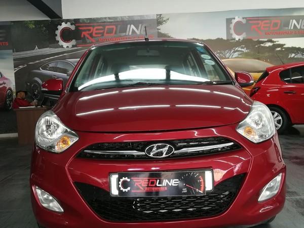 2014 Hyundai i10 1.25 Gls At  Western Cape Goodwood_0