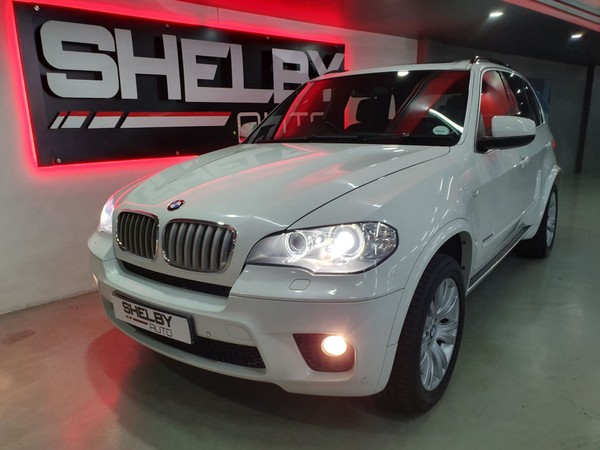 2011 BMW X5 Xdrive50i M-sport At  Gauteng Four Ways_0