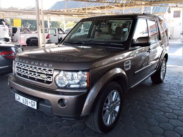 2010 Land Rover Discovery 4 3.0 Tdv6 Hse  Gauteng Pretoria North_0