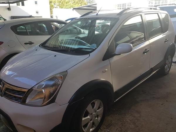 2013 Nissan Livina 1.6 Visia X-gear  Gauteng Johannesburg_0