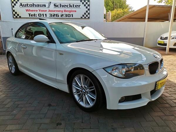 2009 BMW 1 Series 120d Coupe Sport At  Gauteng Randburg_0