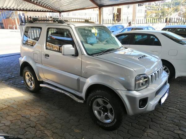 2013 Suzuki Jimny 1.3  Gauteng Jeppestown_0