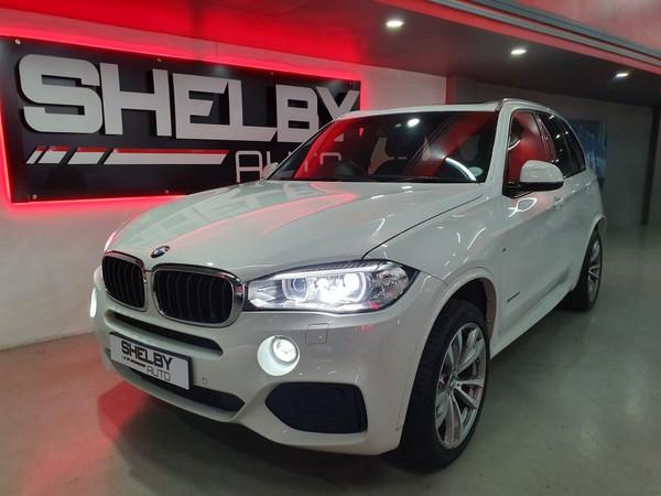 2015 BMW X5 xDRIVE30d M-Sport Auto Gauteng Four Ways_0