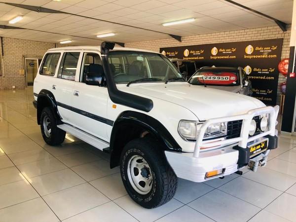 1995 Toyota Land Cruiser Sw P Gx  Western Cape Paarl_0