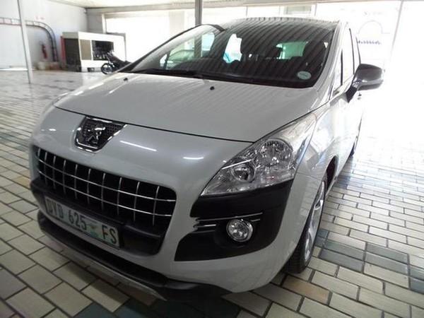 2011 Peugeot 3008 1.6 Vti Comfortactive  Free State Bloemfontein_0