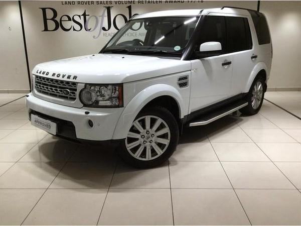 2014 Land Rover Discovery 4 5.0 V8 Se  Gauteng Rivonia_0