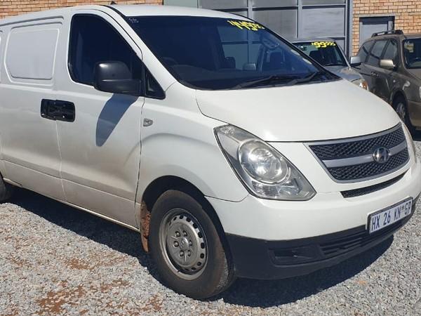 2015 Hyundai H1 Gl 2.4 Cvvt Fc Pv  Gauteng Lenasia_0