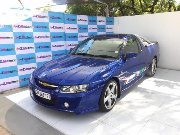 2005 Chevrolet Lumina Ss 5.7 Ute Pu Sc  Gauteng Pretoria_0