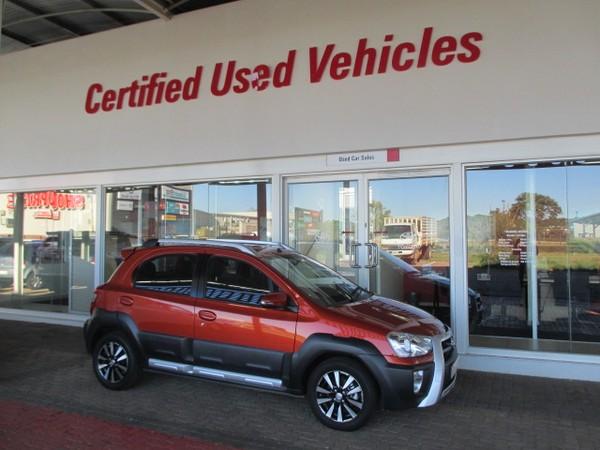 2015 Toyota Etios Cross 1.5 Xs 5Dr Limpopo Limpopo_0