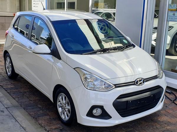 2014 Hyundai i10 GRAND i10 1.25 Fluid Western Cape Oudtshoorn_0