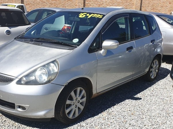 2007 Honda Jazz 1.4i Dsi At  Gauteng Lenasia_0