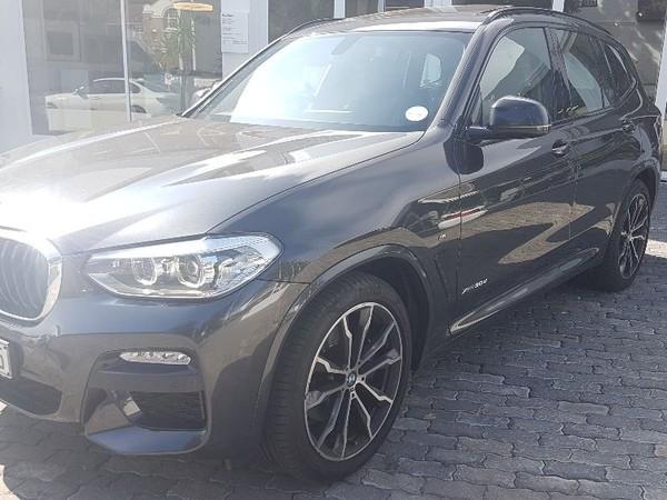 2018 BMW X3 xDRIVE 30d M Sport G01 Western Cape Paarl_0
