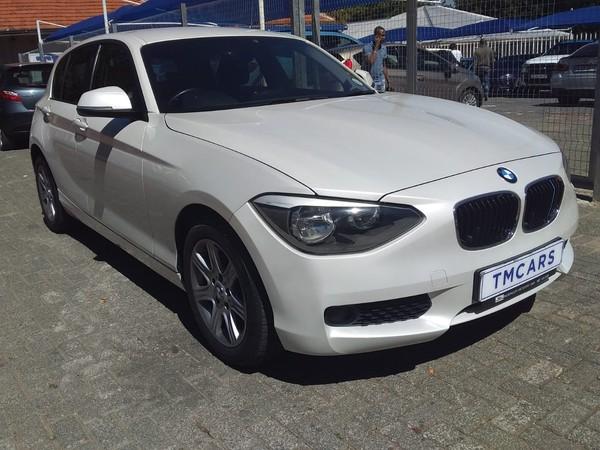 2013 BMW 1 Series 116i 5dr At f20  Gauteng Bramley_0