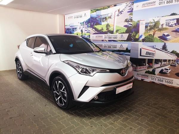 2019 Toyota C-HR 1.2T Plus CVT Gauteng Randburg_0