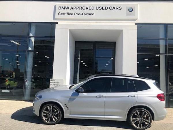 2017 BMW X3 xDRIVE M40i G01 Gauteng Midrand_0