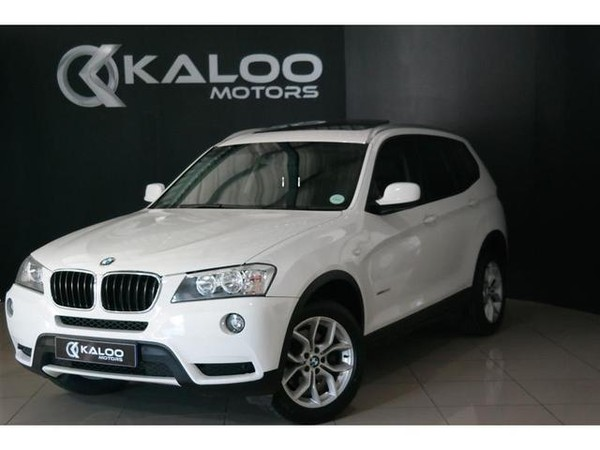 2013 BMW X3 Xdrive20d At  Gauteng Johannesburg_0