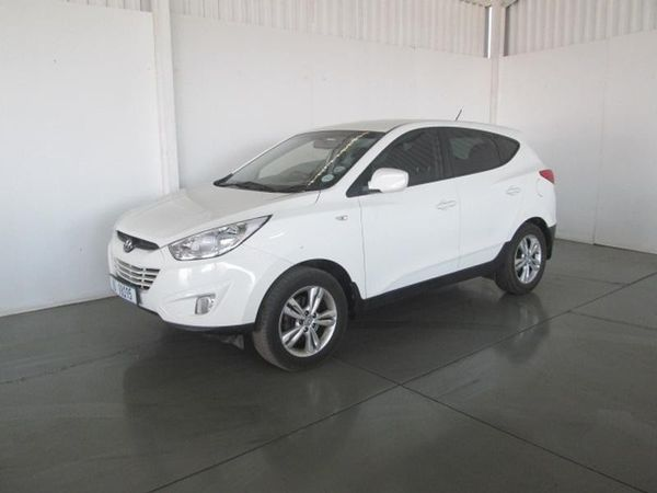 2014 Hyundai iX35 2.0 Elite Auto Gauteng Springs_0