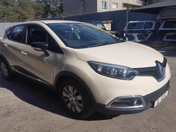 2016 Renault Captur 900T expression 5-Door 66KW Western Cape Somerset West_0