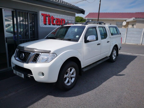 2012 Nissan Navara 2.5 Dci Le 4x4 Pu Dc  Western Cape Kuils River_0