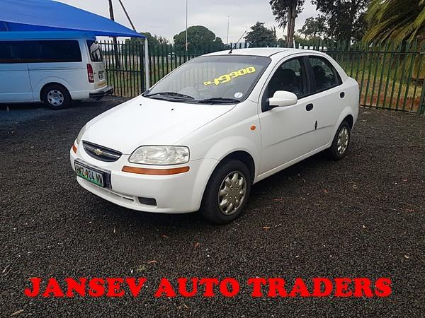 2005 Chevrolet Aveo 1.5 Ls  North West Province Rustenburg_0