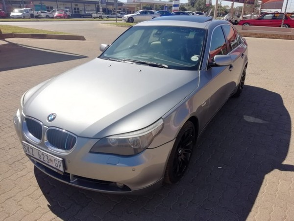 2005 BMW 5 Series 530i At e60  Gauteng Meyerton_0