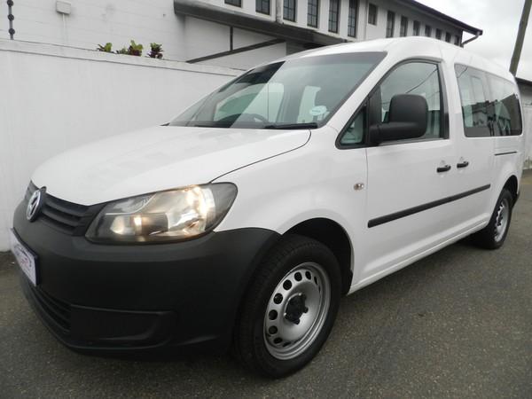 2012 Volkswagen Caddy Maxi 2.0tdi 81kw Crewbus Panel Van Kwazulu Natal Pinetown_0