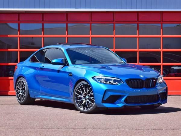 2019 BMW M2 Coupe M-DCT Competition F87 Gauteng Pretoria_0