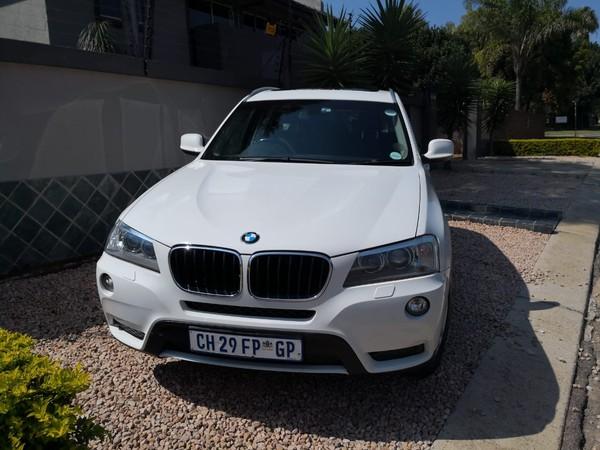 2013 BMW X3 xDRIVE20d Auto Gauteng Kempton Park_0