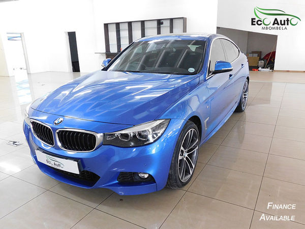 2017 BMW 3 Series 320d GT M Sport Auto - Powerfull Mpumalanga Mpumalanga_0