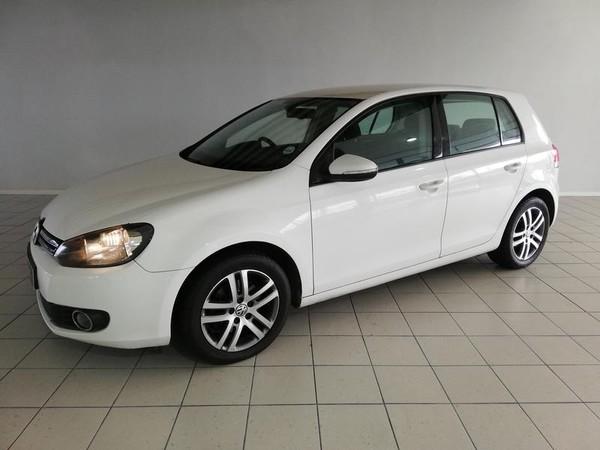 2012 Volkswagen Golf Vi 1.4 Tsi Comfortline  Western Cape Malmesbury_0