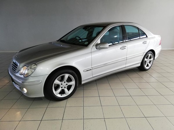 2004 Mercedes-Benz C-Class C 270 Cdi Avantgarde At  Western Cape Malmesbury_0