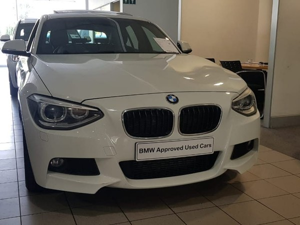 2014 BMW 1 Series 120d M-sport At call Kent 079 899 2793 Western Cape Claremont_0