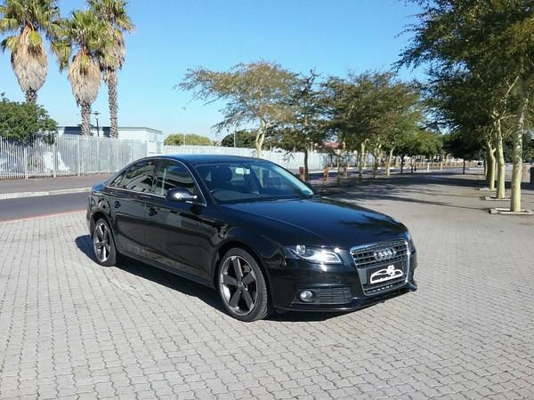 2011 Audi A4 2.0t Ambition Multi b8  Western Cape Cape Town_0