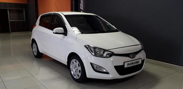 2014 Hyundai i20 1.4 Fluid  Kwazulu Natal Pietermaritzburg_0