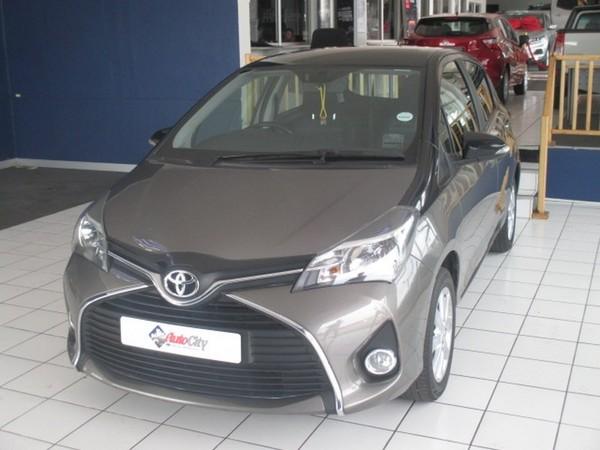 2017 Toyota Yaris 1.0 5-Door Gauteng Nigel_0