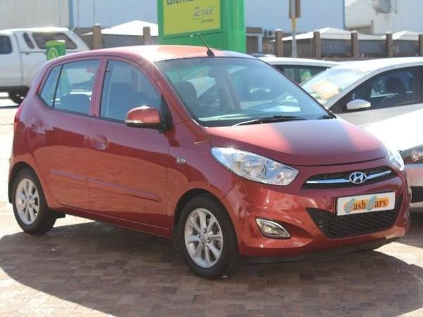 2011 Hyundai i10 Hyundai i10 1.1 Gls Western Cape Bellville_0